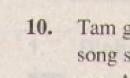 Bài 10 trang 63 - Sách giáo khoa toán 8 tập 2
