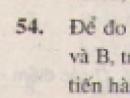 Bài 54 trang 87 - Sách giáo khoa toán 8 tập 2