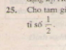 Bài 25 trang 72 - Sách giáo khoa toán 8 tập 2
