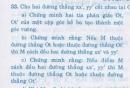 Bài 33 trang 70 sgk toán lớp 7- tập 2