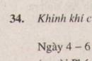 Bài 34 trang 125 - Sách giáo khoa toán 9 tập 2