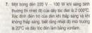 Bài 7 trang 78 sgk vật lí 11