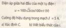 Bài 3 trang 74 sgk vật lý 12