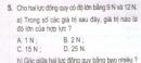 Bài 5 trang 58 sgk vật lí 10