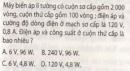 Bài 3 trang 91 sgk vật lý 12