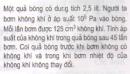 Bài 9 trang 159 sgk vật lý 10