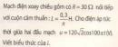 Bài 5 trang 79 sgk vật lý 12