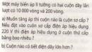 Bài 4 trang 91 sgk vật lý 12