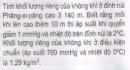 Bài 8 trang 166 sgk vật lý 10