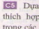 Câu 5 trang 32 - Sách giáo khoa vật lí 6