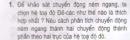 Bài 1 trang 88 sgk vật lí 10