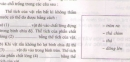 Bài C3 trang 16 sgk vật lý 6