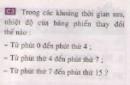 Bài C3 trang 78 sgk vật lí 6