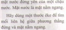 Bài C6 trang 29 sgk vật lý 6