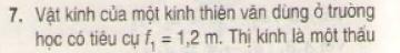 Bài 7 trang 216 sgk vật lý 11