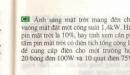 Bài C2 trang 163 sgk vật lí 9.