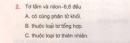 Bài 2 trang 72 sgk hóa học 12