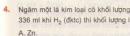 Bài 4 - Trang 141 - SGK Hóa học 12