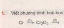Bài 1 - Trang 155 - SGK Hóa học 12