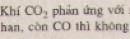 Bài 1 trang 75 sgk Hóa học lớp 11