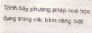 Bài 4 trang 121 sgk Hóa học lớp 11