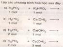 Bài 4 trang 54 sgk hóa học 11