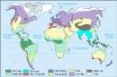 Dựa vào bảng số liệu sau: Hãy nhận xét về sự thay đổi nhiệt độ từ Bắc vào Nam. Giải thích nguyên nhân.