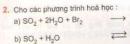 Bài 2 - Trang 146 - SGK Hóa học 10