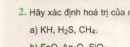 Bài 2 trang 37 sgk hóa học 8