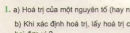 Bài 1 trang 37 sgk hóa học 8