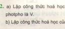 Bài 2 - Trang 91 - SGK Hóa Học 8