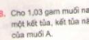 Bài 8 trang 114 sgk Hóa học 10