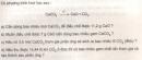Bài 3 trang 75 sgk hóa học 8