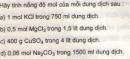 Bài 3 trang 146 sgk hóa học 8