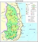 Đọc bản đồ Hành chính Việt Nam và bản đồ Địa lí tự nhiên Việt Nam, hãy phân tích ý nghĩa vị trí địa lí của Tây Nguyên