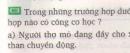 Bài C3 trang 47 sgk vật lí 8
