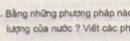 Bài 2 trang 125 sgk Hóa học lớp 8