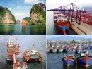Lấy ví dụ chứng minh rằng sự phát triển tổng hợp kinh tế biển có thể làm thay đổi mạnh mẽ bộ mặt kinh tế của vùng. Thử nêu một số phương hướng khai thác tổng hợp tài nguyên biển và thềm lục địa.