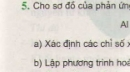 Bài 5 trang 61 sgk hóa học 8