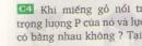 Bài C4 trang 44 sgk vật lí 8.
