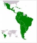 Lập niên biểu quá trình đấu tranh giành độc lập của nhân dân Mĩ Latinh đầu thế kỉ XIX theo thứ tự: thời gian, tên nước, năm giành độc lập