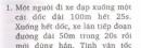 Bài 1 trang 65 sgk vật lí 8