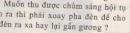Bài C7 trang 23 sgk vật lý 7