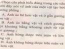Bài 2 trang 25 sgk vật lý 7