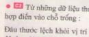 C2 trang 35 sgk Vật lí lớp 7