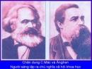Nêu một số luận điểm cơ bản trong tư tưởng của Mác, Ăng-ghen và Lê-nin về sứ mệnh lịch sử của giai cấp công nhân.