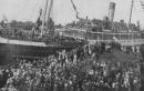 Trình bày diễn biến chính trong giai đoạn đầu của cuộc Chiến tranh thế giới thứ nhất.