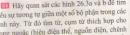 Bài C5  trang 72 sgk vật lí 7
