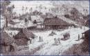 Ba tỉnh miền Tây Nam Kì đã rơi vào tay Pháp như thế nào ?