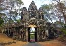 Hãy nêu những nét tiêu biểu của văn hoá Cam-pu-chia và văn hoá Lào